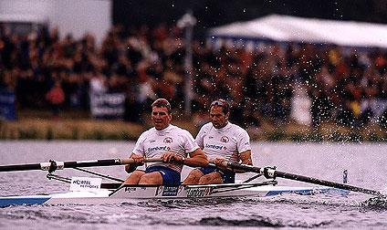 Matthew Pinsent e Steve Redgrave